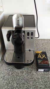 L'Or Kaffeekapseln aus Aluminium